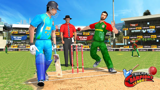 Cricket Champions League - Cricket Games 4.7 Screenshots 4