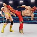 Offline Wrestling Game: GYM Trainer Fighting Games icon
