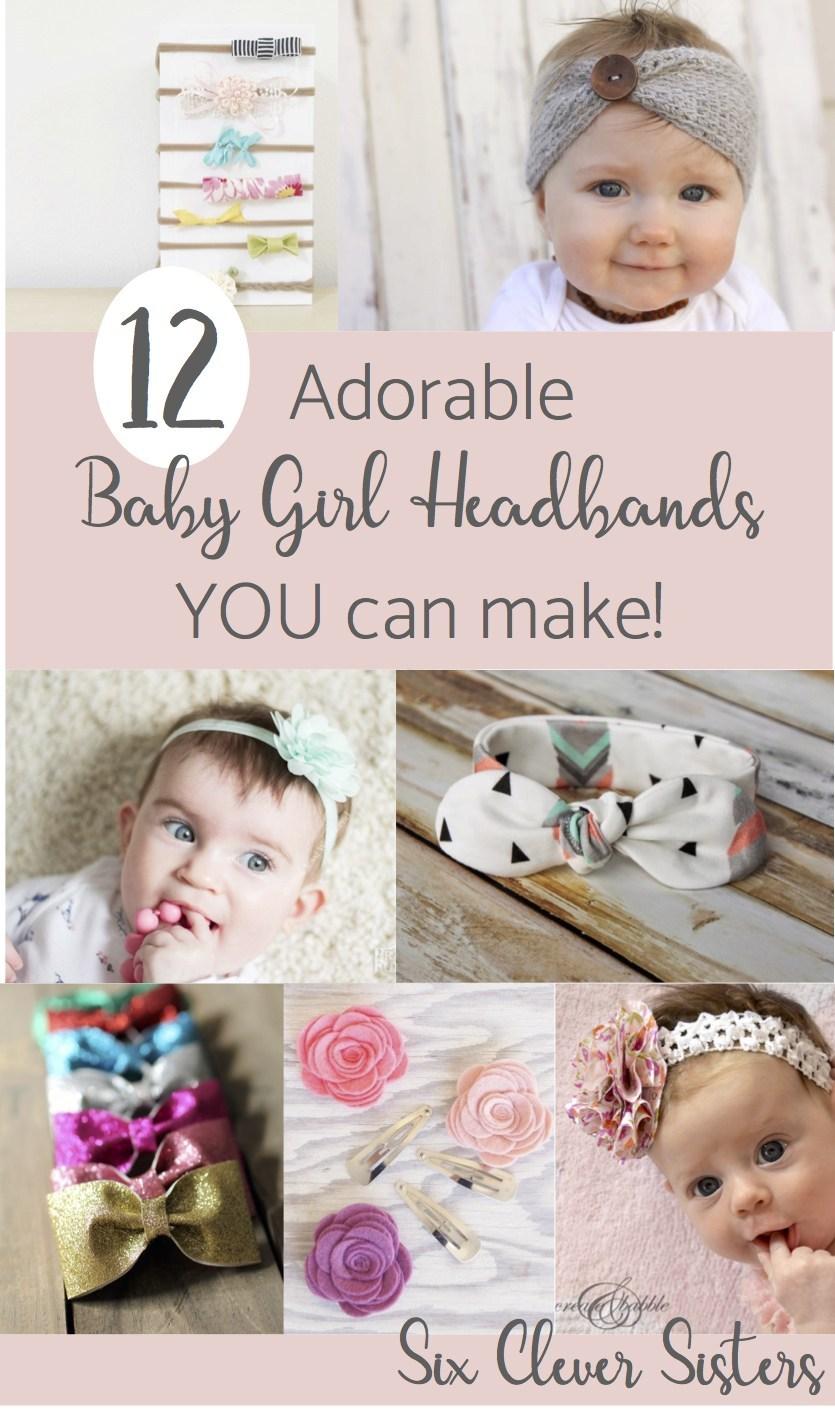 children's headbands, a craft idea that makes money