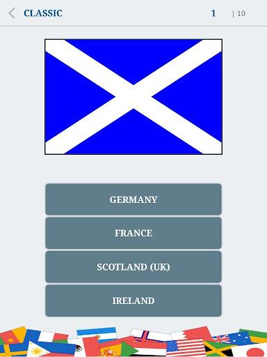 The Flags of the World u2013 Nations Geo Flags Quiz 4.9 screenshots 14