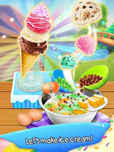 Snow Cone VS Ice Cream - Summer Icy Dessert Battle for PC