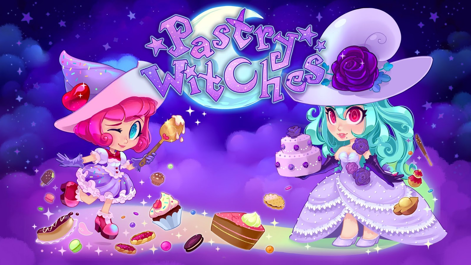 Pastry Witches- screenshot