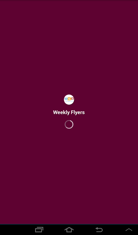 Weekly Flyers- screenshot
