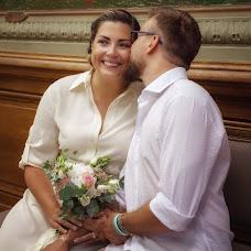Wedding photographer Eugenie Smirnova (WeddingFrance). Photo of 16.09.2019