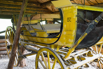 Photo: Bar B C Ranch wagon