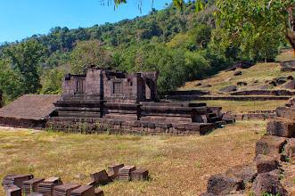 Photo: Laos Reisen Wat Phu
