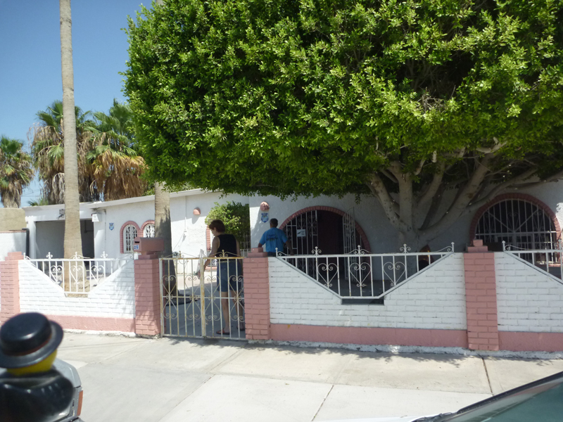 Photo: This is the house of my friends where I am staying.