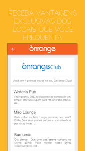Onrange | Chat por locais! screenshot 2