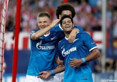 Le Zenit conforte sa première place