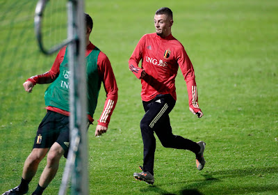 """Maxime Lestienne is (eindelijk) terug bij de Rode Duivels: """"Hij verdient het""""."""