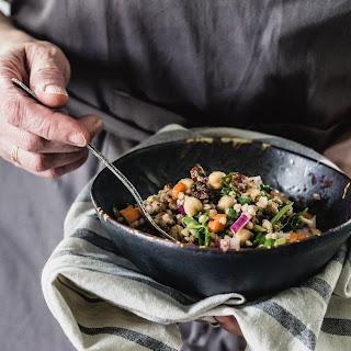 Moroccan Buckwheat Salad.