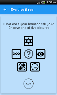 Intuition test - Apps on Google Play