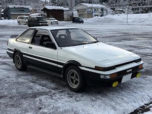 スプリンタートレノ  AE86 GT APEX 61年のカスタム事例画像 隼也さんの2019年01月24日09:16の投稿