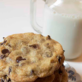 Ultimate Vegan Chocolate Chip Cookies.