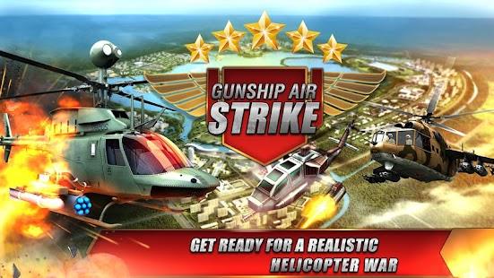 Gunship Air Strike Combat Mission - náhled