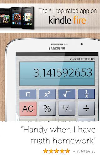 Calculator Plus Free screenshot 9