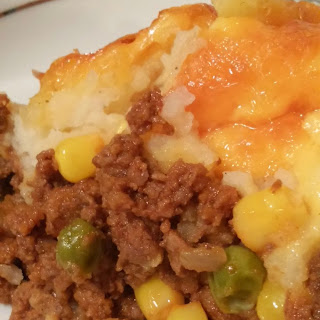 Easy Shepherd's Pie!