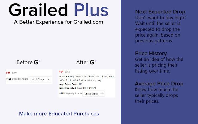 Grailed Plus