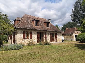 maison à Saint-Denis-lès-Martel (46)