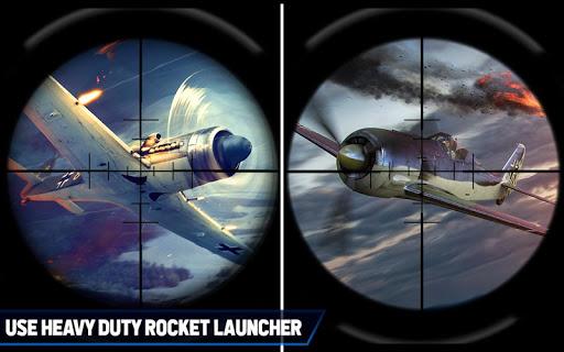 Jet Sky War Commander 2020 - Jet Fighter Games 1.0.3 screenshots 6
