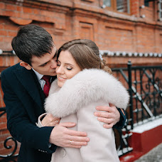 Wedding photographer Valeriya Mironova (mironovalera). Photo of 23.12.2017