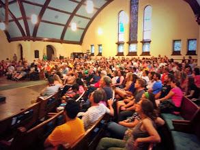 Photo: Minneapolis-St. Paul crowd