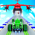 Formula Car Stunts: Impossible Tracks Racing Game icon