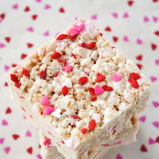 White Chocolate Marshmallow Rice Krispies Recipes.
