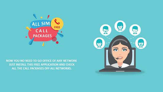 All Sim Call Packages - náhled
