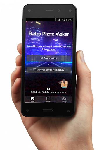 Retro Photo Game Stickers