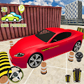 Advance car parking: Car driving school