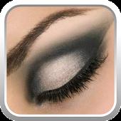 Easy smoky makeup