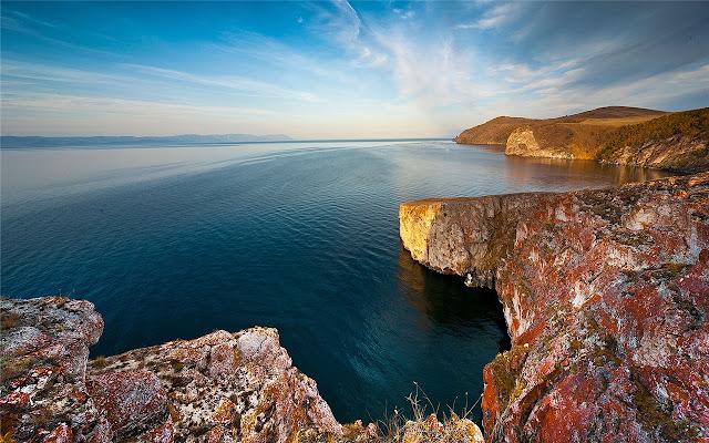 Lake Baikal Themes & New Tab