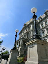 Photo: Southern side of the Eisenhower Executive Office Building