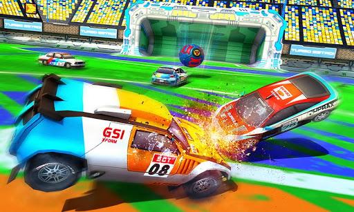 Rocket Car Soccer League: Car Wars 2018  screenshots 4