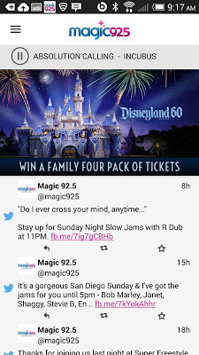 Magic 92.5 :: San Diego, CA - screenshot
