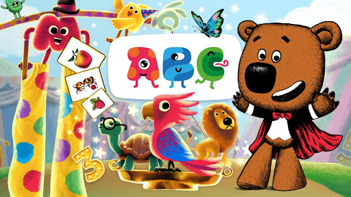Be-be-bears: Early Learning apkpoly screenshots 1