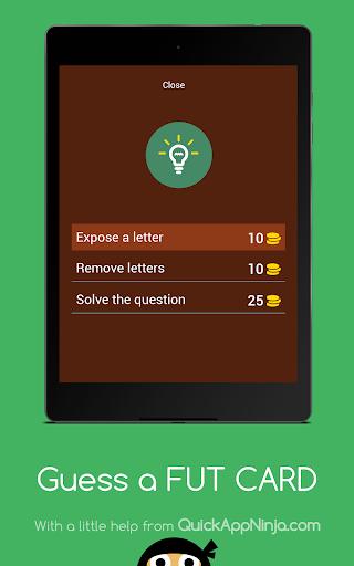 Guess  FUT CARD 7.2.3z screenshots 13