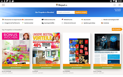 Shopsel - Regionale Prospekte- screenshot thumbnail