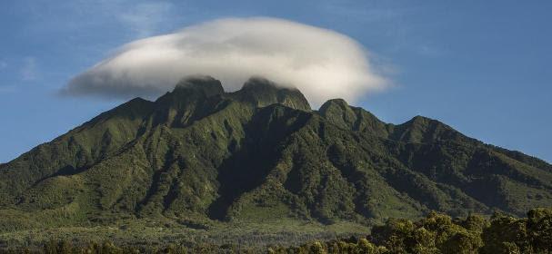 Parque Nacional dos Vulcões