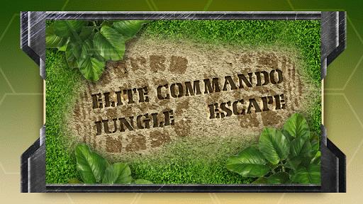 Lone commando Jungle escape 3D