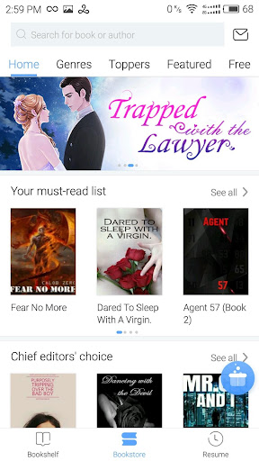 MoboReader - Novels, Stories, Ebooks & AudioBooks  screenshots 16