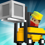 Construction Crew 3D Icon