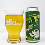 Full Circle Lime:Thirty Key Lime Lager