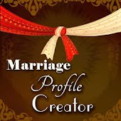 Marriage profile creator