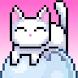 Bubbles the Cat image