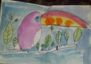 Photo: a toucan!