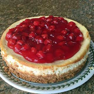 Fluffy Cheesecake.
