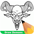 How To Draw Demons icon