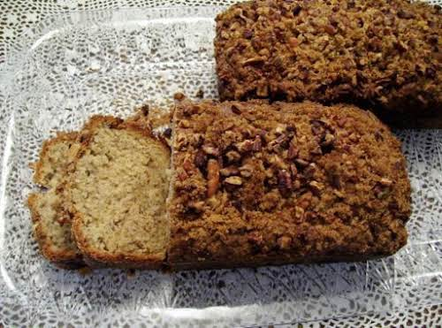 "Click Here for Recipe: Cream Cheese Pecan Banana Bread ""Well I wanted..."